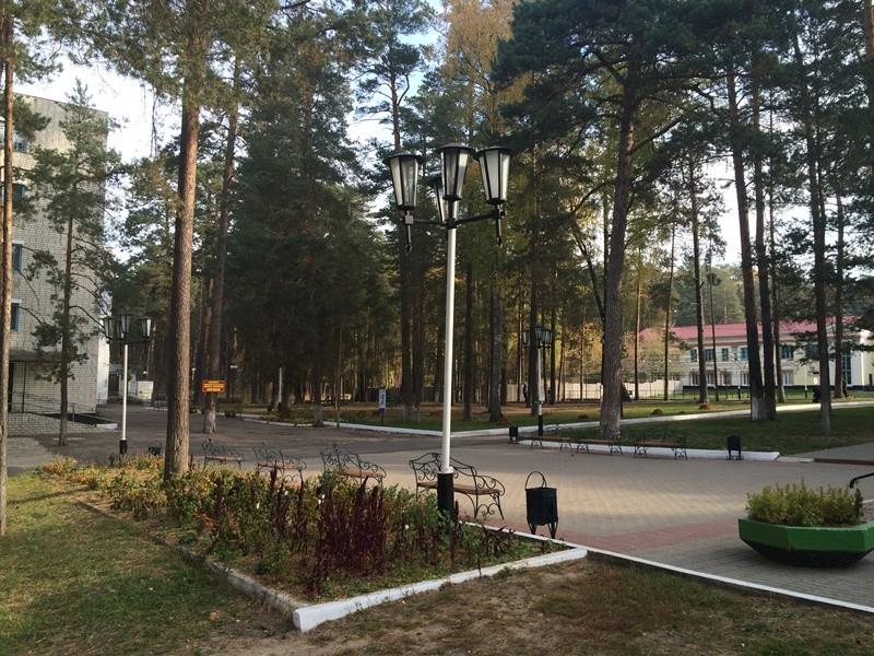 Отдых в Брянской области